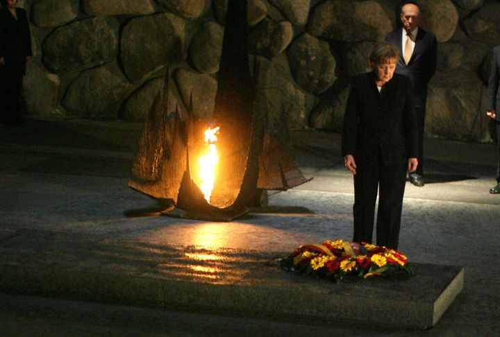 Why would the government of Israel undermine the legacy of Yad Vashem? by the Forward