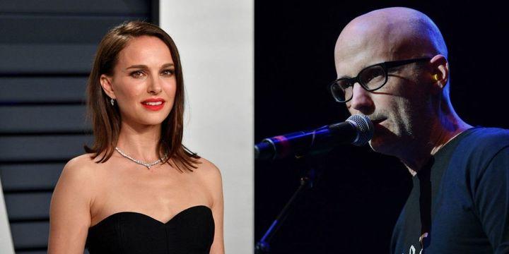 Moby: I Dated Natalie Portman. Portman: I Was A Teenager, He Was A Creep.