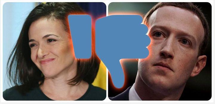 Zuckerberg And Sandberg Are As Bad As Jared And Ivanka – The Forward