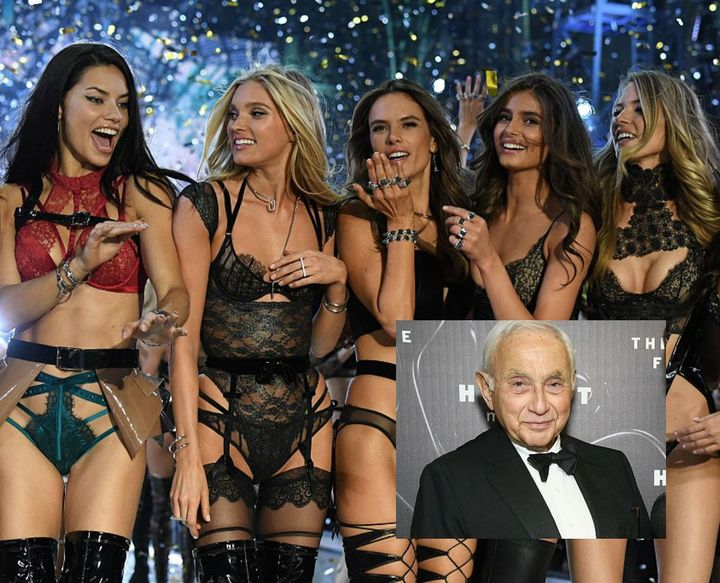 a6663aef1e84e Victoria's Secret canceling fashion show after Epstein? – The Forward