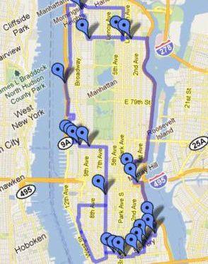 Manhattan Eruv The Forward