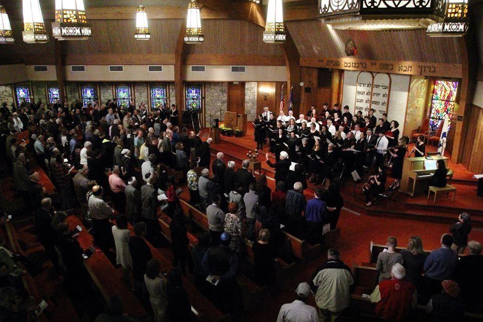 Beth Jacob Synagogue - Dayton, OH – The Forward