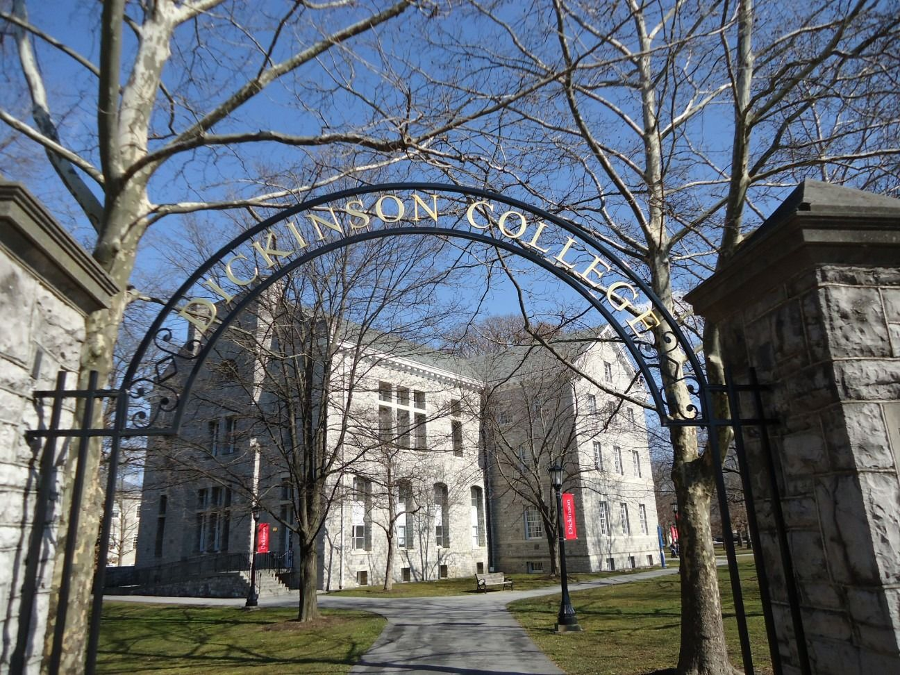 hot sale online d7d5f 3df32 Dickinson College — Jewish College Guide – The Forward
