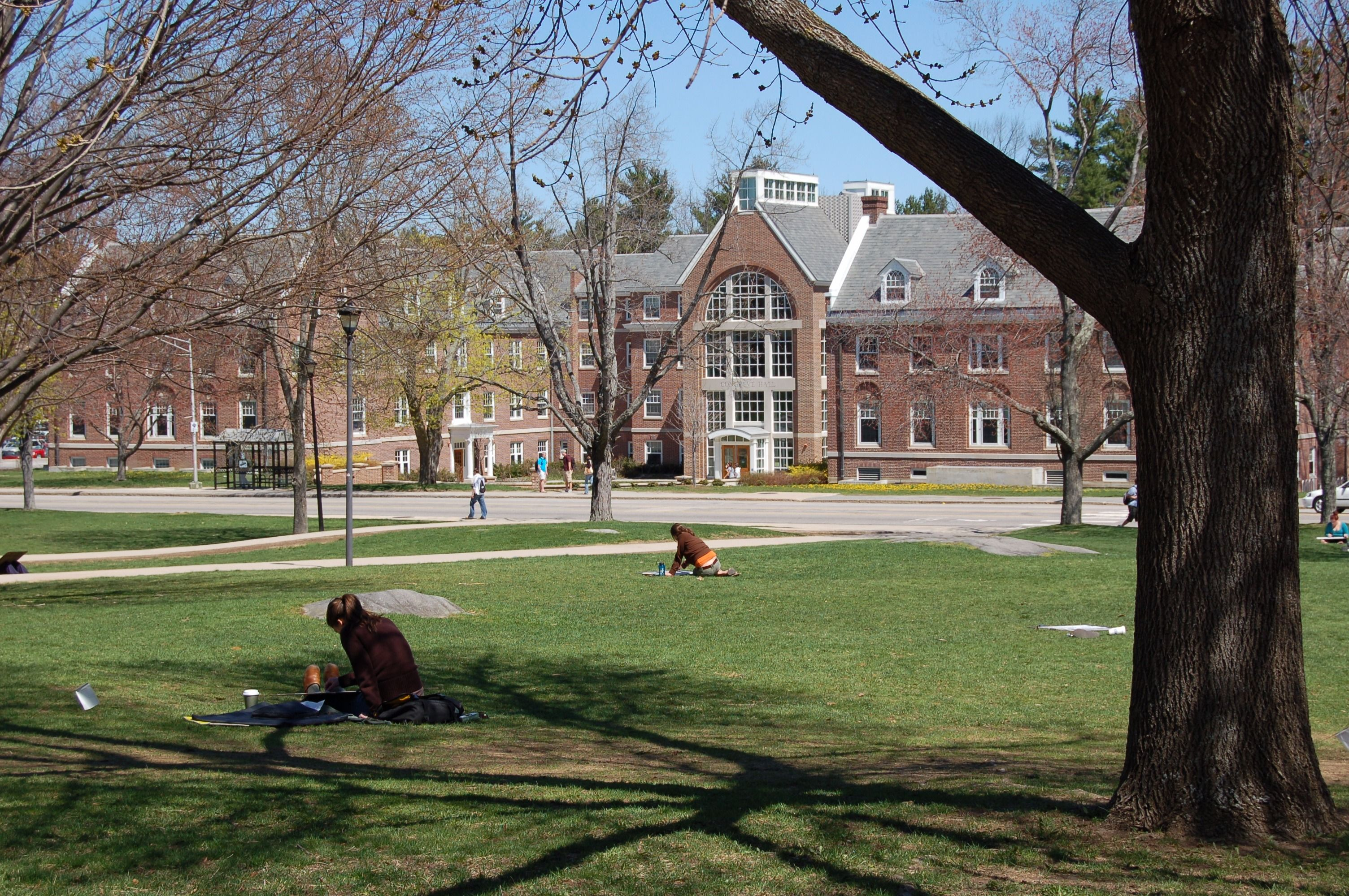 University Of Nh >> University Of New Hampshire Jewish College Guide The Forward