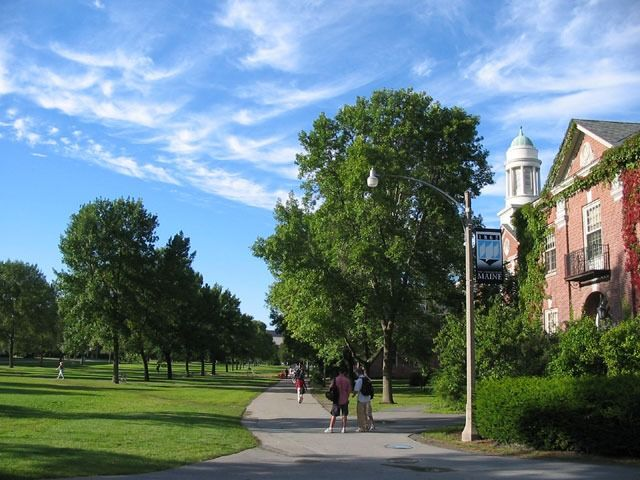 University Of Maine >> University Of Maine Jewish College Guide The Forward