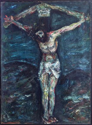 In Israel, 'Tis the Season for Jesus in Art by the Forward