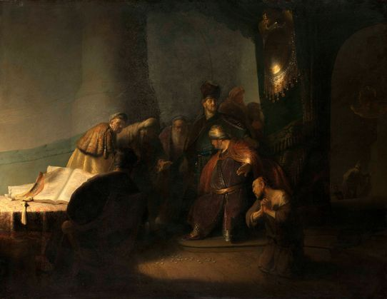 What Rembrandt Painted When He Painted Jews by the Forward